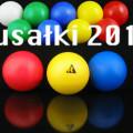 Piłki Rusałki pro 2010