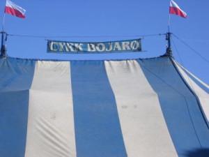 cyrk bojaro