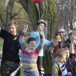 Treningi i spotkania w Łodzi