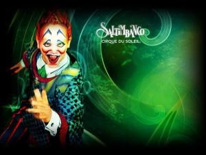 cirque de soleil saltimbanco