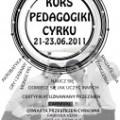kurs pedagogiki cyrku