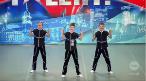 mam talent, multivisual