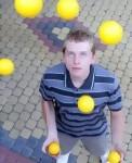 żonglerka paulo