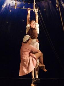 Pandora Circus fun