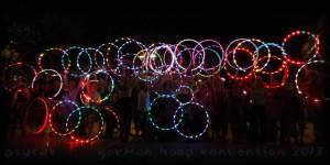 flashmob hula