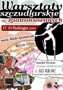 Szczudlarstwo dla zaawansowanych - podnieś poziom! @ Akademia Rycerska, Legnickie Centrum Kultury | Legnica | Województwo dolnośląskie | Polska