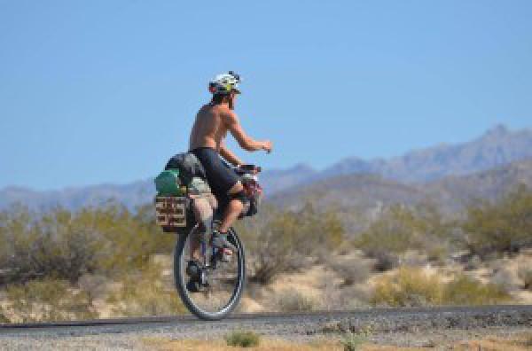 Gary cary monocykl