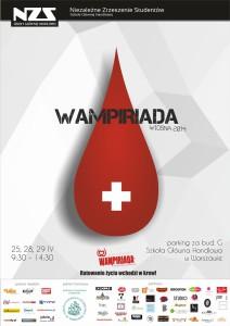 Plakat- Wampiriada 2014