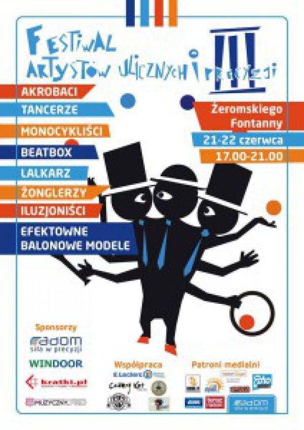 Festiwal artystow ulicy