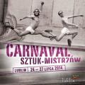 Plakat Carnaval Sztukmistrzów 2014