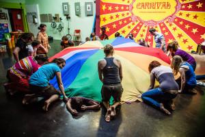 KURS PEDAGOGIKI CYRKU @ Carnival Otwarta Przestrzeń, Łódź | Łódź | Województwo łódzkie | Polska