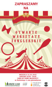 Otwarte Warsztaty Żonglerskie w Gliwicach @ Dom Aktywnej Młodzieży  | Gliwice | śląskie | Polska
