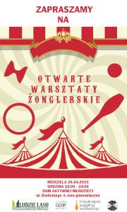 Otwarte Warsztaty Żonglerskie w Gliwicach @ Dom Aktywnej Młodzieży