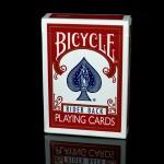 zapasowe puste pudełko po kartach Bicycle