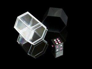 Eksplodująca kostka; rekwizyt iluzjonistyczny