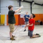Bondi i Beci - najchłodniejsi żonglerzy festiwalu