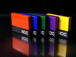 Minimalistyczne Karty NOC V3
