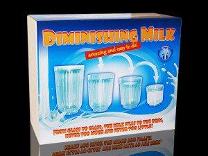gdzie jest mleko?