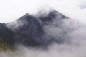slacki 300m i 495m - Highline Extreme 2015 Foto:Antoine Faya Jacquat