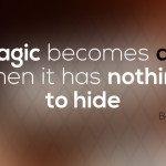 sztuczki magiczne do denerwowania znajomych