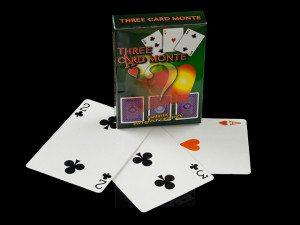 Gra w 3 karty