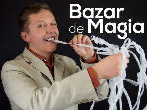 sztuczka magiczna wstęga z ust - Bazar de Magia