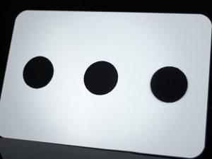 zaskakująca karta domino - Sztuczka magiczna dużego formatu