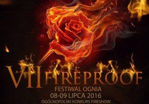 VII Fireproof Festiwal Ognia @ Kutno | Kutno | województwo łódzkie | Polska