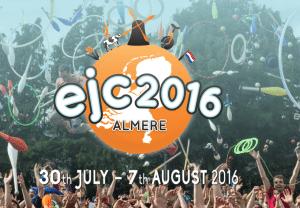 EJC 2016 @ Almere