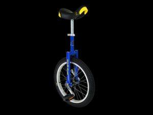 Monocykl miejski QUAX Luxus 18
