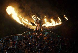 Międzynarodowy Festiwal Ognia w Krotoszynie @ Krotoszyn        