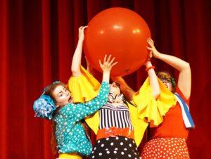 Zabawka - cyrkowe show - Spektakl @ Sanok |  |  |