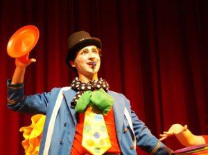 Zabawka- cyrkowe show - Spektakl @ kłopotowskiego 11 |  |  |