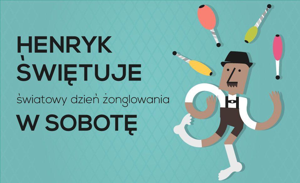 Światowy Dzień Żonglerki