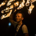 Azis Light fireshow
