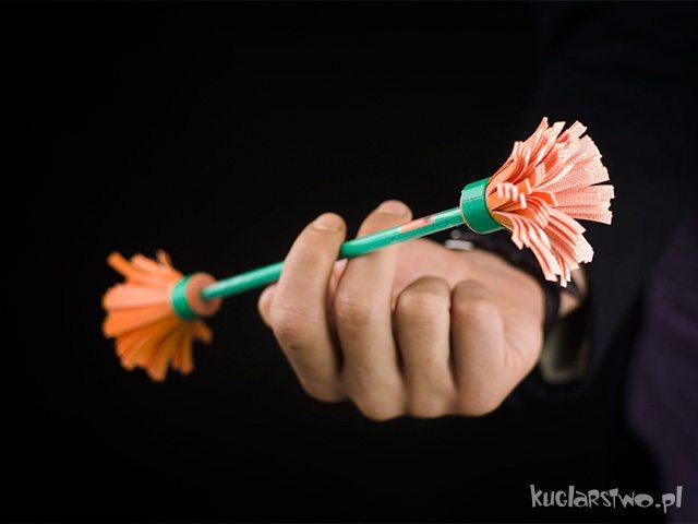 mini flowerstick obracany w palcach