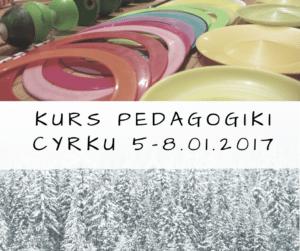 Kurs Pedagogkiki Cyrku @ Łódź, Teatr Szwalnia |  |  |