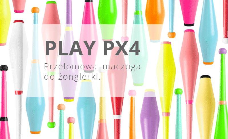 Maczuga Play PX4