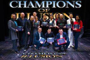 """Międzynarodowy Festiwal Iluzji """"Champions of Illusion"""" @ Teatr Dramatyczny im.Aleksandra Węgierki   Białystok   podlaskie   Polska"""
