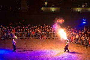 Ogień Wschodu- ogólnopolski konkurs fireshow @ Lumo Bjalistoko | Białystok | podlaskie | Polska