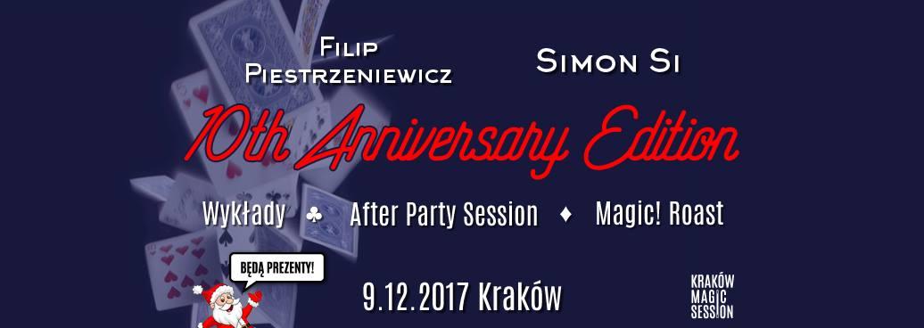 Kraków Magic Session X KMS