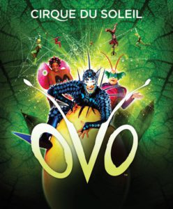Cirque du Soleil OVO @ TAURON Arena Kraków | Kraków | małopolskie | Polska