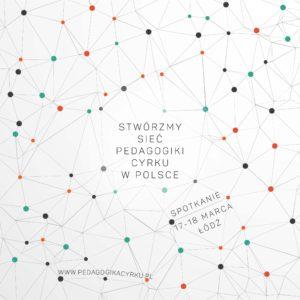 Spotkanie Tworzenie sieci Pedagogiki Cyrku w Polsce @ Łódź |  |  |