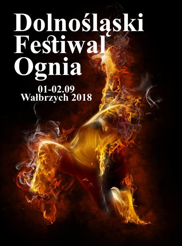Festiwal Ognia w Wałbrzychu