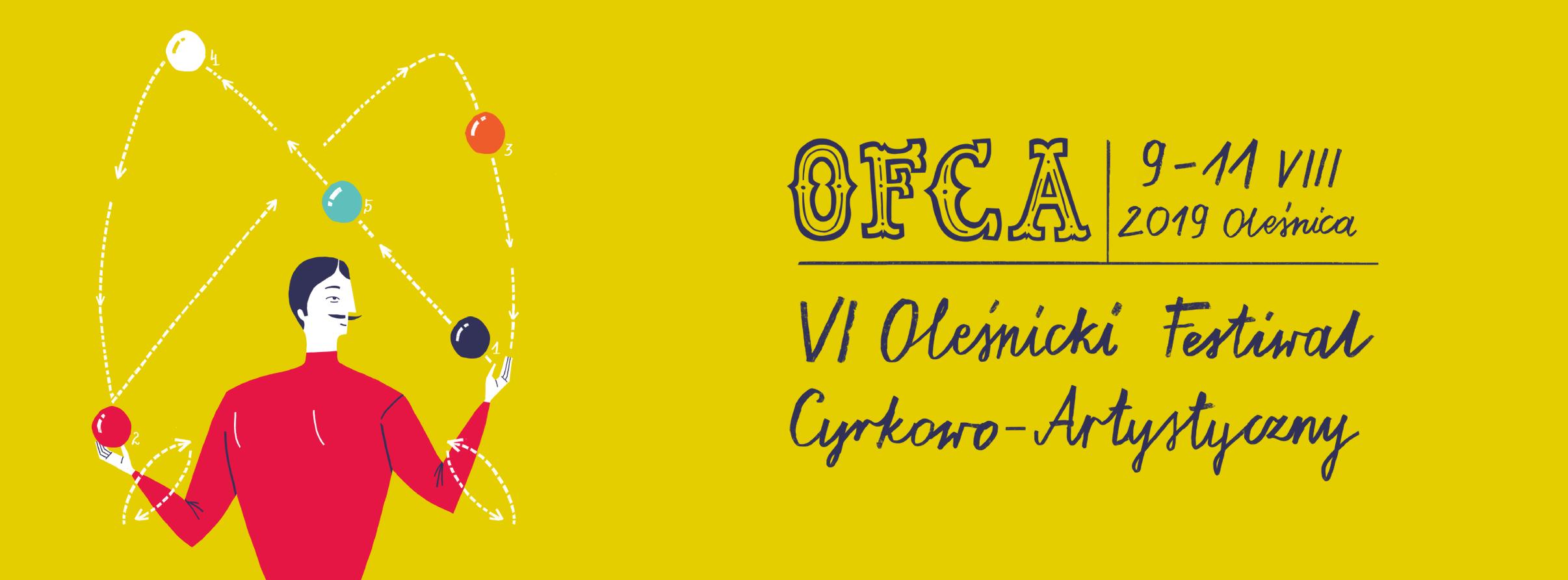 OFCA - 6 Oleśnicki Festiwal Cyrkowo Artystyczny @ Oleśnica | Oleśnica | Województwo dolnośląskie | Polska