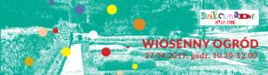 "Wiosenny ogród @ DDK ""Węglin"" |  |  |"