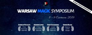 Warsaw Magic Symposium - FISM Stars @ Warszawa