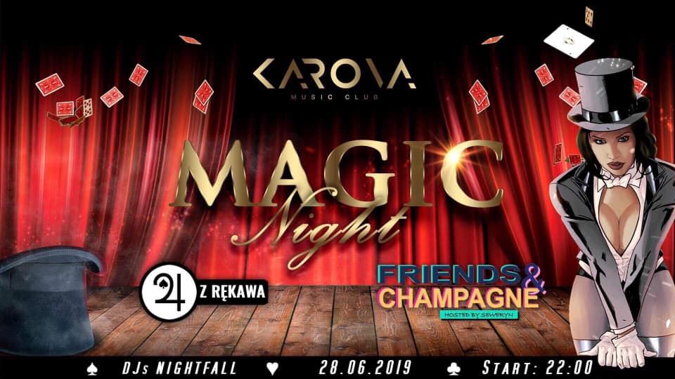 Z Rękawa x Friends & Champagne x Karova x 28.06 @ Karowa 31, 00-324 Warszawa | Warszawa | mazowieckie | Polska