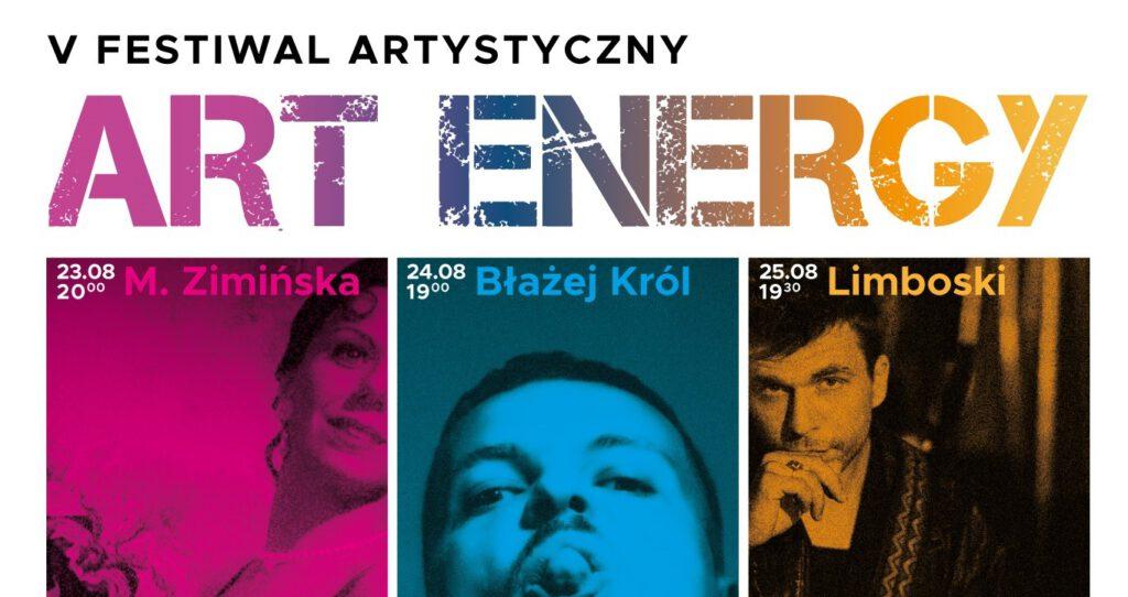 5. Festiwal Art Energy @ Zamek Gostyniński | Gostynin | mazowieckie | Polska