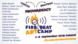 FireBeat Camp @  |  |  |